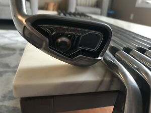TaylorMade Tour Burner full set golf clubs