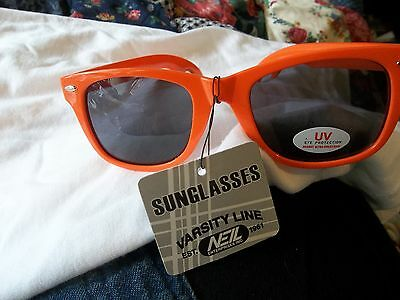 Orange Sunglasses Bulk (LOT of 10 PAIR ORANGE MALIBU BOTTLE OPENER SUNGLASSES Oklahoma State COWBOYS)
