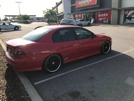 2005 Holden Commodore VZ SS