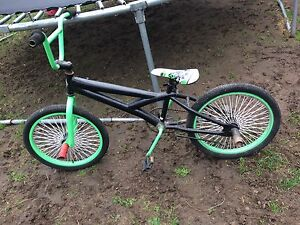 Bmx for sale hasn't been used in a year $140 or best offer