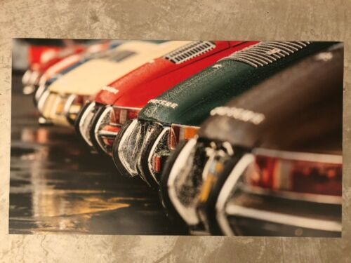 Porsche 911 Coupe Picture, Print, Poster RARE!! Awesome L@@K