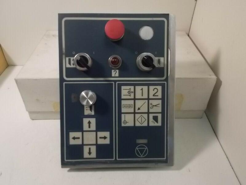 Gerber 51471003-OMB Cutter Beam Control Board
