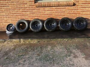 Hilux Rims and tyres 5x114.3