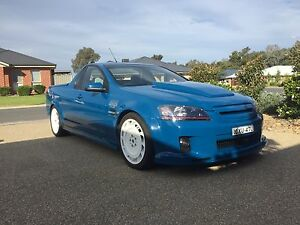 Hdt ve/vk group A ss Brock commodore (blue meanie) Albury Albury Area Preview