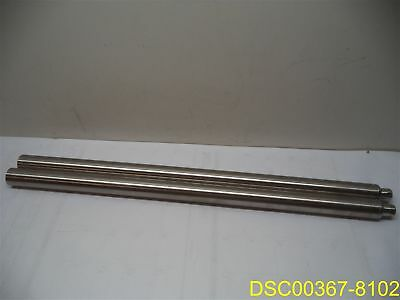 Qty 2 Stainless Steel Kitchen Restaurant Equipment Legs 33 12 To 34 58