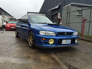 1998 Subaru WRX Launceston Launceston Area Preview