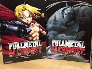 Fullmetal alchemist complete original series
