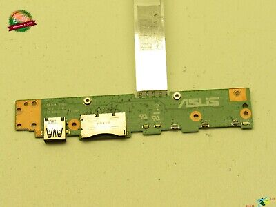 Genuine Asus Q503U Q503UA Series USB Card Reader Board 69N0SRF10C00 Srf Board