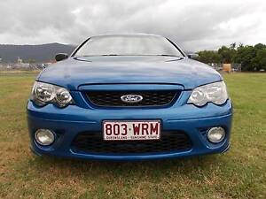 2007 Ford Falcon XR6 BF Mk II Sedan Bungalow Cairns City Preview