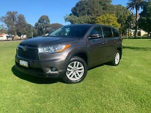 2016 Toyota Kluger GX SUV Harvey Harvey Area Preview
