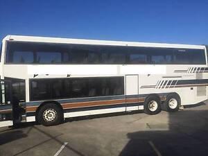 Volgren Double Decker Coach / Bus Tin Can Bay Gympie Area Preview