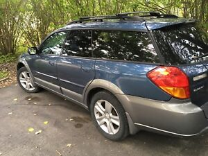 Blown Engine: 2007 Subaru Outback 2.5 XT