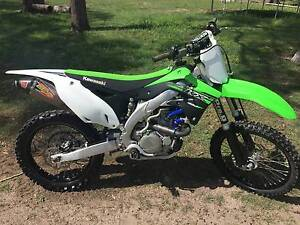 Selling KX450F 2015 Childers Bundaberg Surrounds Preview