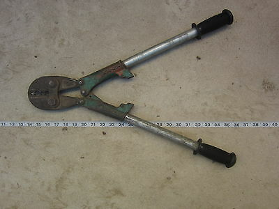 Burndy Hytool Md5-31 J Bg P X Compression Crimper Crimping Tool Used