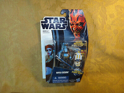 Star Wars The Clone Wars Aayla Secura CW14 - Free S&H USA