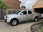 Nissan Navara D40 ST-X Avondale Heights Moonee Valley Preview