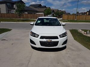 Chevrolet Sonic LT Turbo