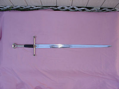 Lord of the Rings Aragorn Sword of Gondor King Elessar Medieval Anduril Narsil