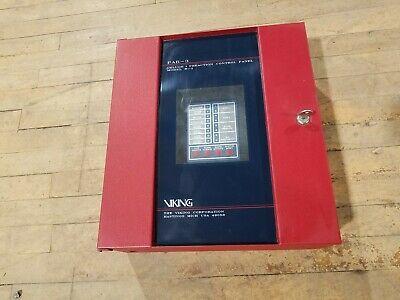 Viking B-1 Par-3 4xamb-pcc Deluge Pre-action Control Panel Sprinkler Fire System
