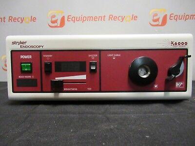 Stryker 220-185-000 Endoscopelight Source 233 Bulb Hours Endoscopy