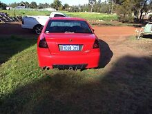 2002 vy ss commodore York York Area Preview
