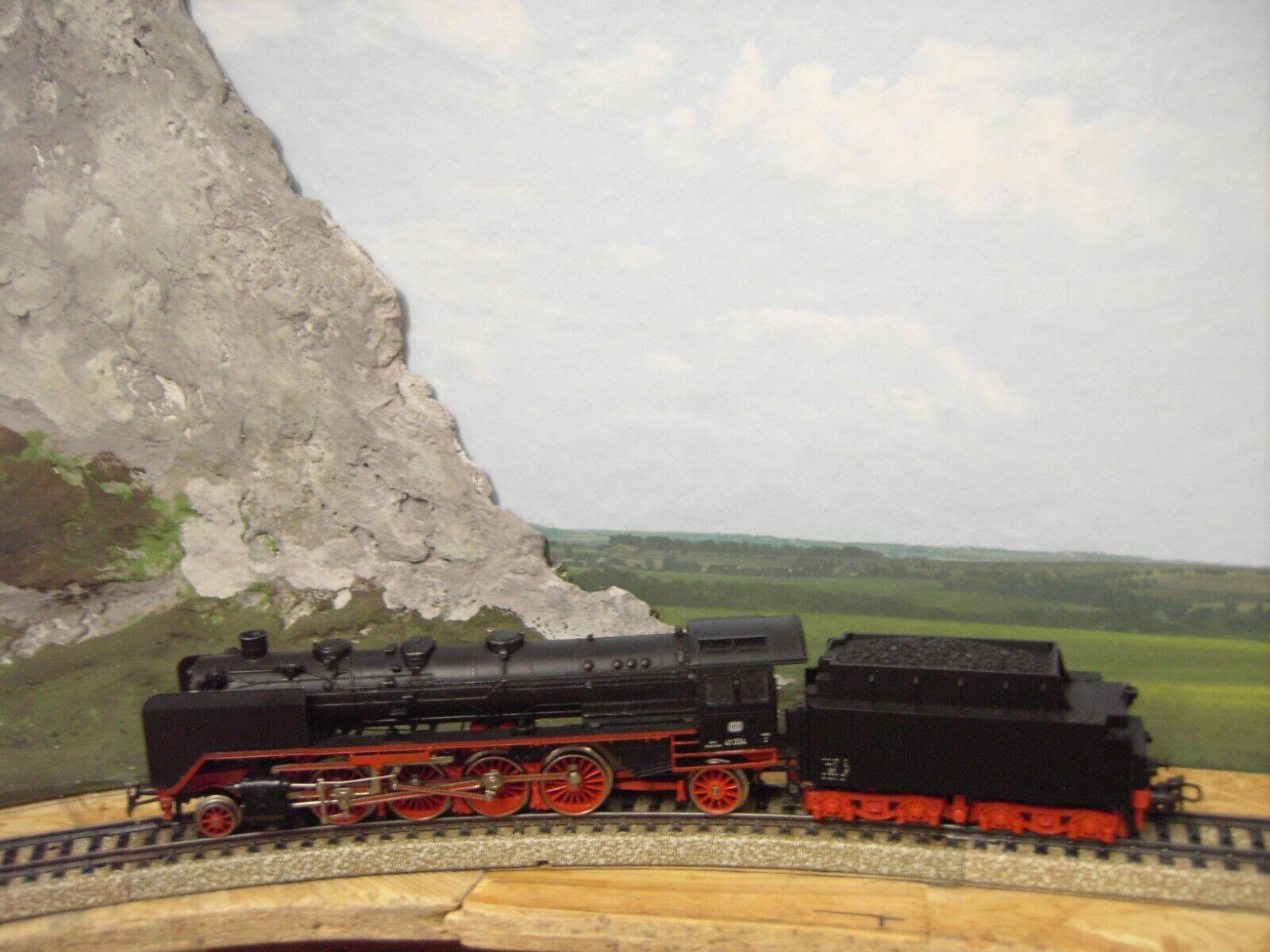 Märklin 3082 Dampflok Baureihe 41 334 DB Spur H0 OVP
