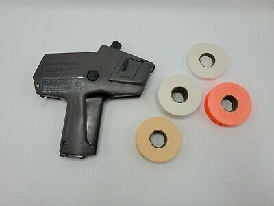 Monarch Marking 1105 Price Gun With 4 Bands