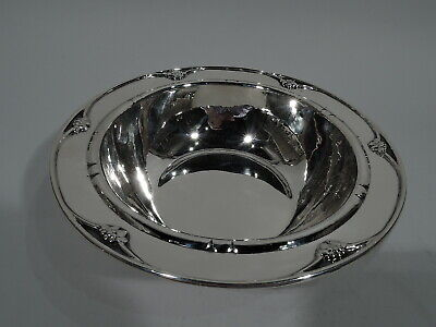 Georg Jensen Bowl - 271B - Antique - Danish Sterling Silver - Early 1926/32