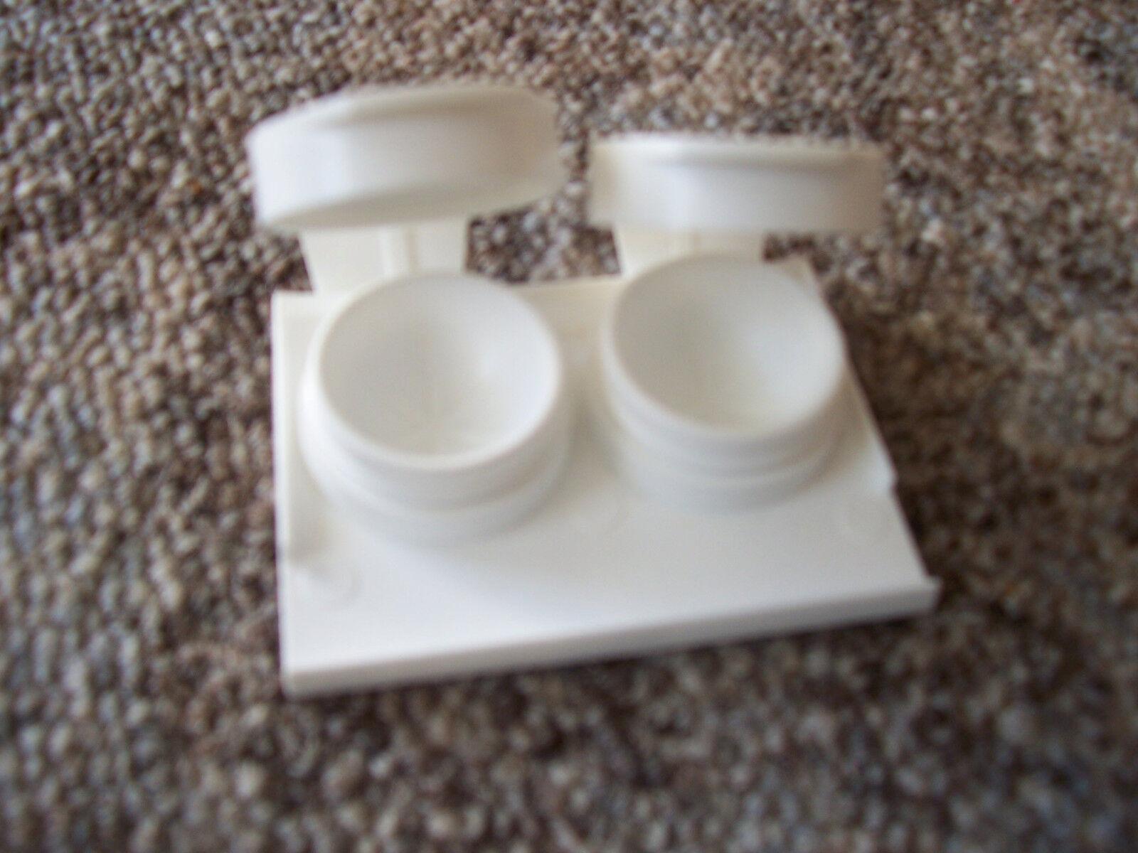 Kontaktlinsenbehälter für harte und weiche Kontaktlinsen von Boston Lens