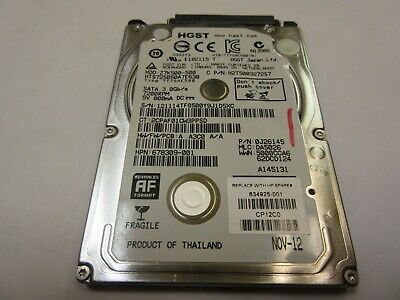HGST Travelstar 500GB 2.5