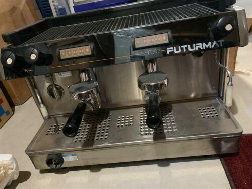 Futurmat Ariete Dual Head Cappuccino & Espresso Machine