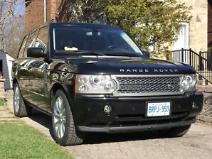 2008 Range Rover Supercharged Westminster Edition