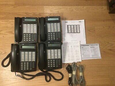 Vodavi Starplus Sts 3515-71 24 Button Phone With Accessories