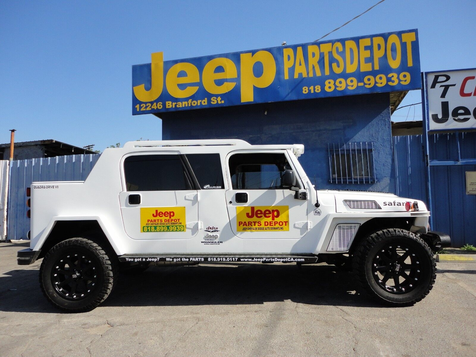 parts used jeep liberty