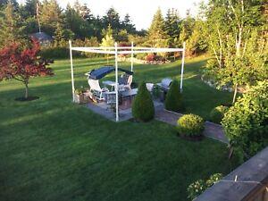 Professional lawn fertilizer