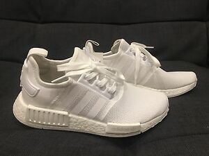 Adidas Ultraboost NMD Runner Triple White North Sydney North Sydney Area Preview