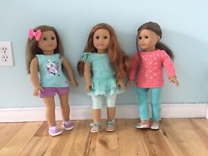 AMERICAN GIRL DOLL COOL CORAL OUTFIT!!!