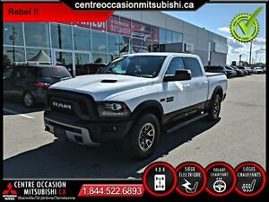 RAM 1500 Rebel 2017, AIR CLIMATISÉ, BLUETOOTH, TRÈS RARE !!