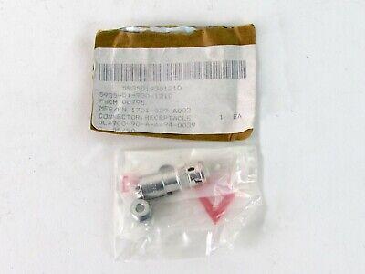 Delta Rf Coax Plug Connector High Voltage Mhv Bayonet Lock