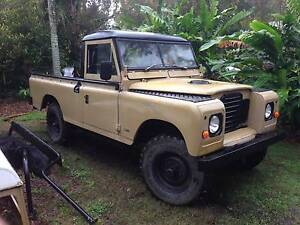 1981 Land Rover Series 3 (4X4) Coupe Suffolk Park Byron Area Preview