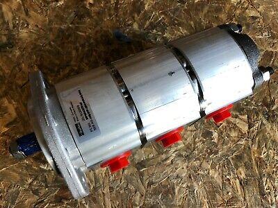 New Genuine Jcbparker 802803 Triple Hydraulic Pump 20916000 8633z