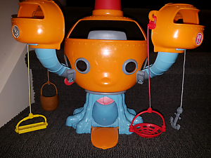"""OCTONAUTS"" Gup, figurines and Octopod Scoresby Knox Area Preview"
