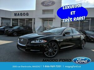 2011 Jaguar XJ VEHICULE DE LUXE TRES RARE, BAS KILOMETRAGE XJL S