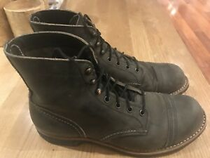 Red Wing Iron Ranger Boots Size 9