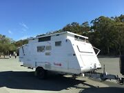 Roadstar Retreat - off-road ensuite expander pop top caravan Manly Brisbane South East Preview
