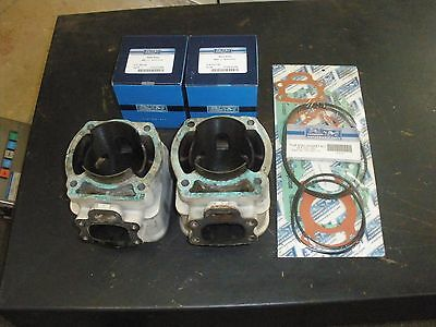 SEADOO 650x 657x TOP END CYLINDER KIT GTX SPX NO CORE 1mm OVER