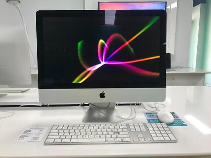 """iMac 21.5"""" WITH WARRANTY"""