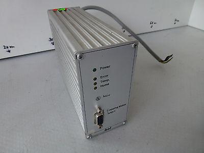 Isel Schrittmotor-leistungsendstufe In Profilgehuse Ac 230 V No. 313122-02431