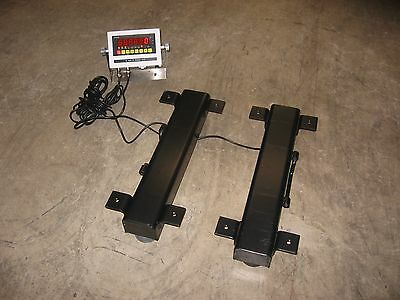 Lb22-4h Load Bar Livestock Cattle Hog Goat Sheep Alpaca Pig Farm Scale