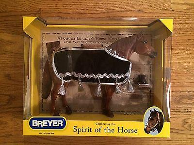 Breyer 1442 Abraham Lincoln's Horse - Old Bob New in Box